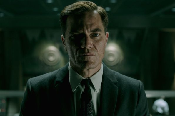 Michael Shannon The Shape of Water