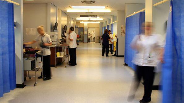 NHS Crisis AandE Waiting Times