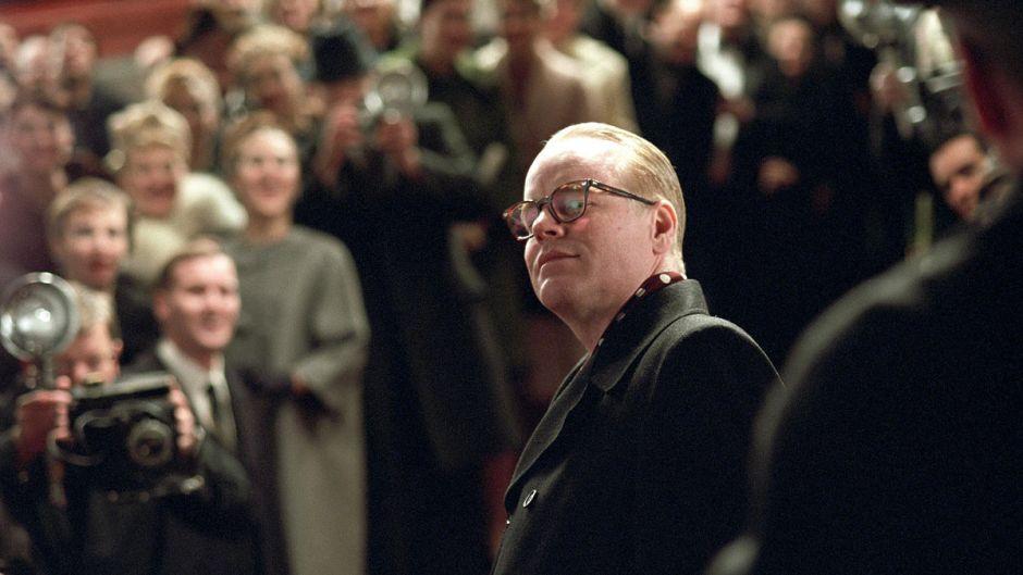 Phillip Seymour Hoffman Capote