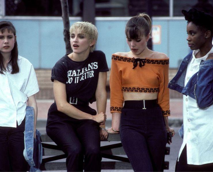 Madonna 80s