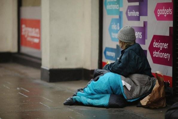 Homeless Deaths UK 78 Winter