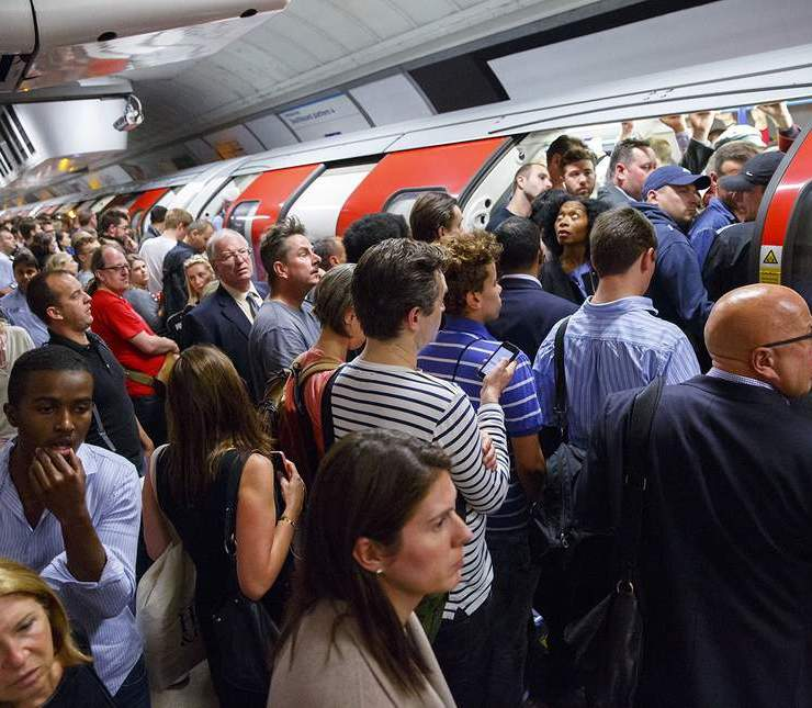 London-Tube-Strike