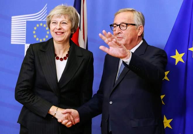 May Juncker Brussels