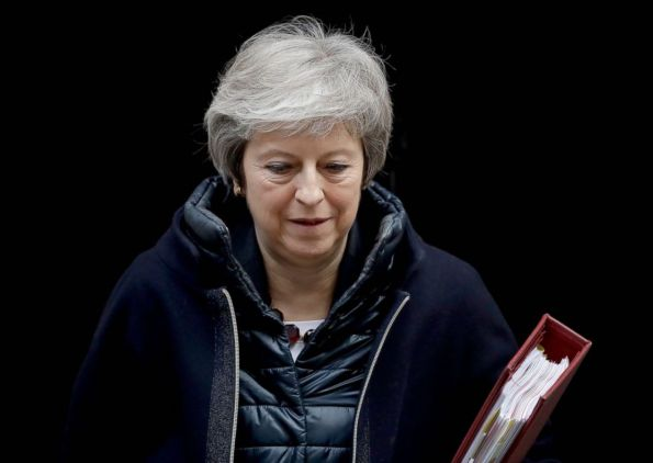 Politics Update 23.11.2018 Theresa May Brexit