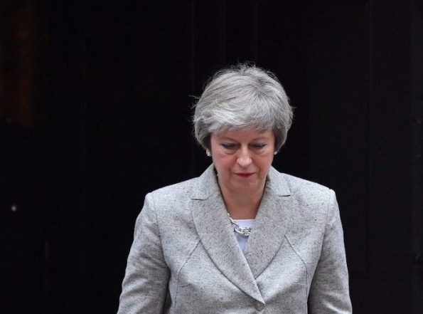 Politics update 12.12.2018 Theresa May No-Confidence Vote