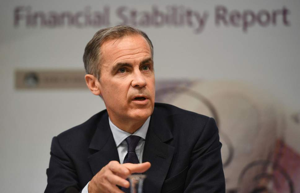 BOE cuts forecasts, says Brexit damage to economy has risen