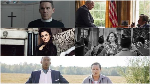 Best original screenplay Oscar 2019