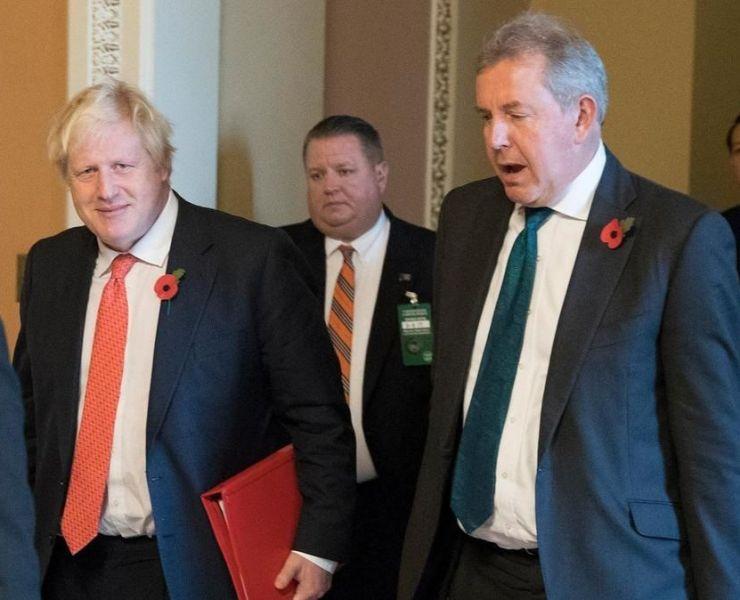 Why Did Sir Kim Darroch Resign