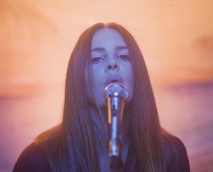 Lana Del Rey Double Video from New Album