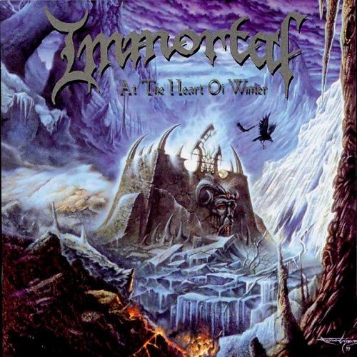 At The Heart Of Winter by Immortal