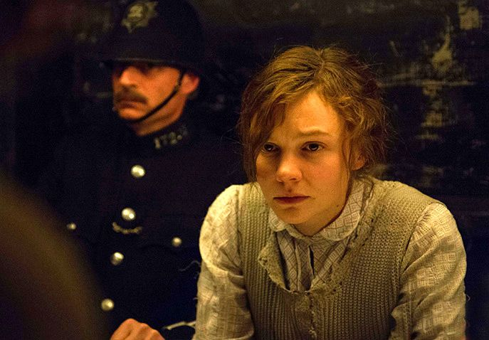 Suffragette film Carey Mulligan