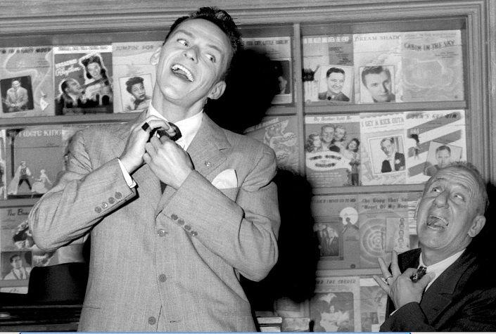 Frank Sinatra It Happened in Brooklyn