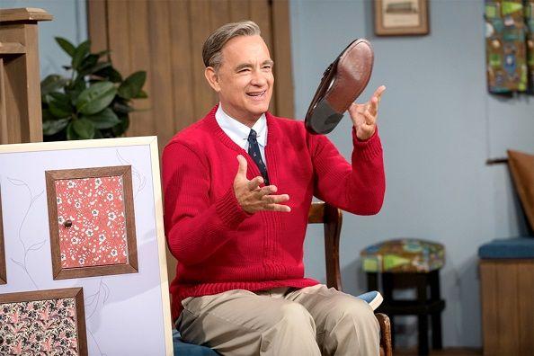Tom Hanks Mr Rogers