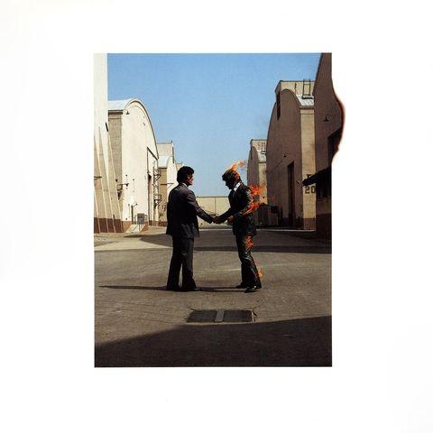 Pink Floyd Wish You Were Here album