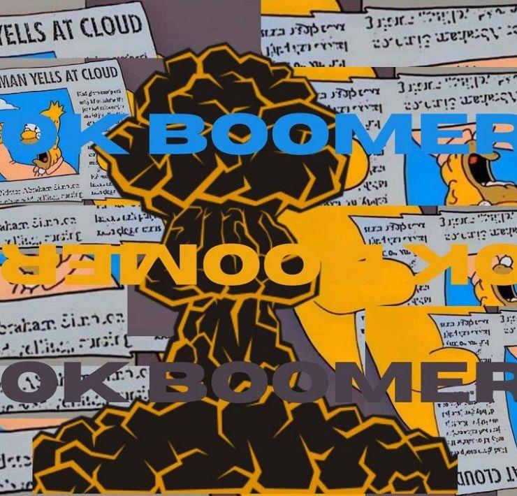 Ok Boomer Internet Culture Intergenerational War