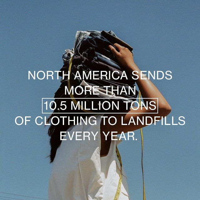 Clothing fast fashion statistic