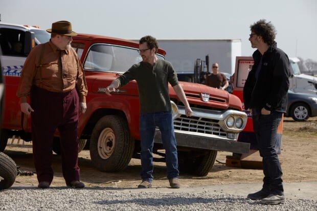 Joel & Ethan Coen & John Goodman