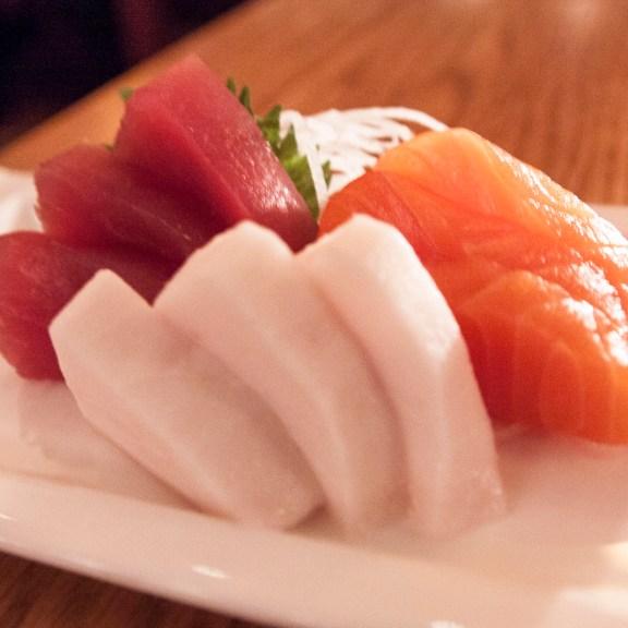 Sashimi Appetizer @ Watawa Sushi
