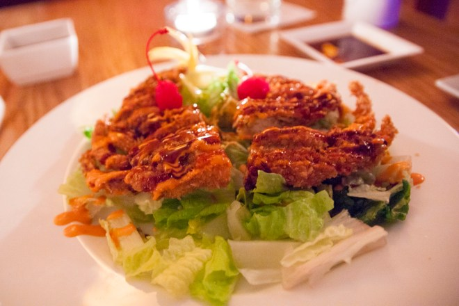 Soft Crab @ Watawa Sushi