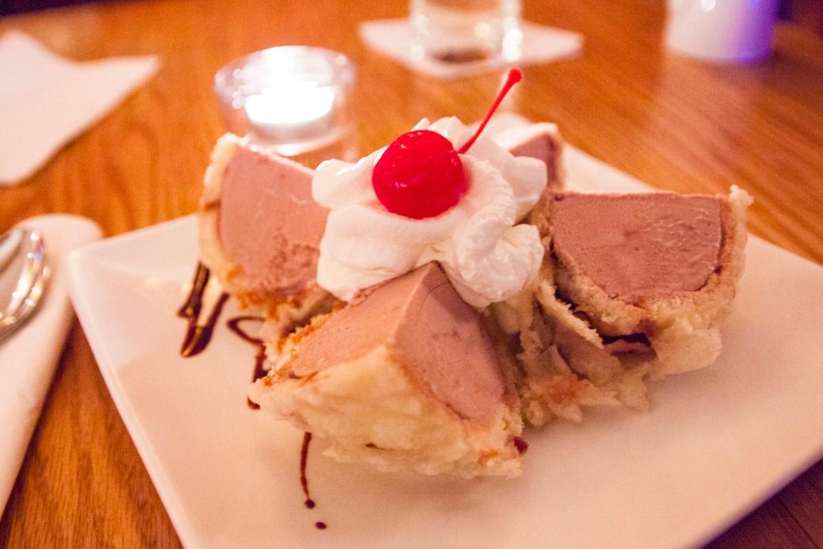 Tempura Ice Cream - Watawa Sushi