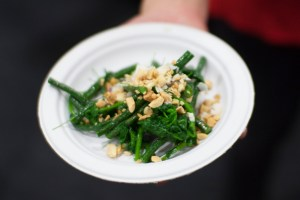 Long Bean Salad @ Bunker