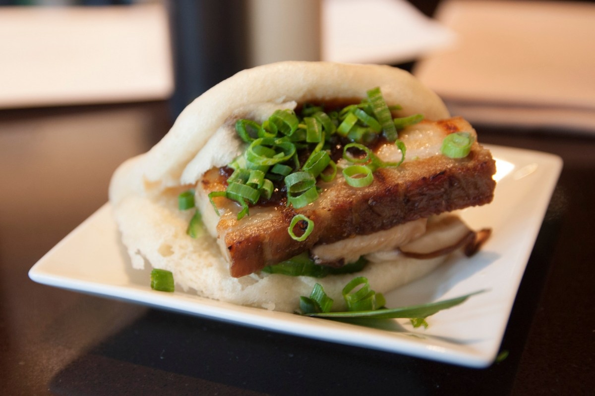 Steamed Pork Buns - Star Noodle