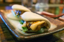 Cha shu Pork Buns - Lucky Cat