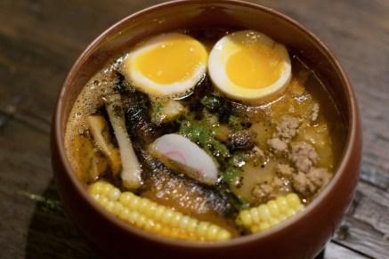 spicy miso - Mu Ramen
