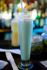 Shamrock Shake - The Pullman Kitchen