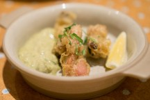beer-battered-butter clams - state bird provisions