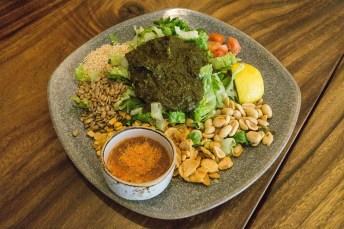 Tea Leaf Salad- La Phet - BurmaLove