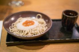 tsumami ume oroshi soba - ootoya chelsea