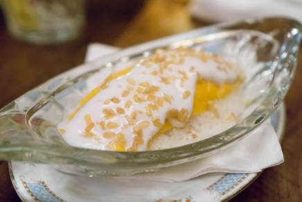 Mango Sticky Rice - Uncle Boons