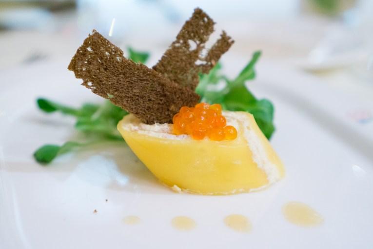 Terrine De Truite Fumée - Brasserie 8 1/2