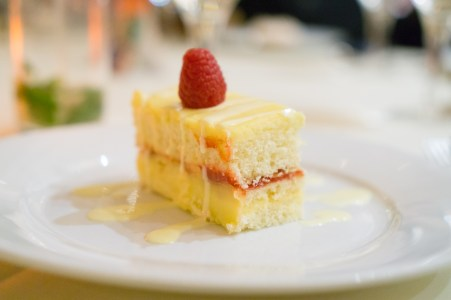 Gâteau Aux Citron - Brasserie 8 1/2