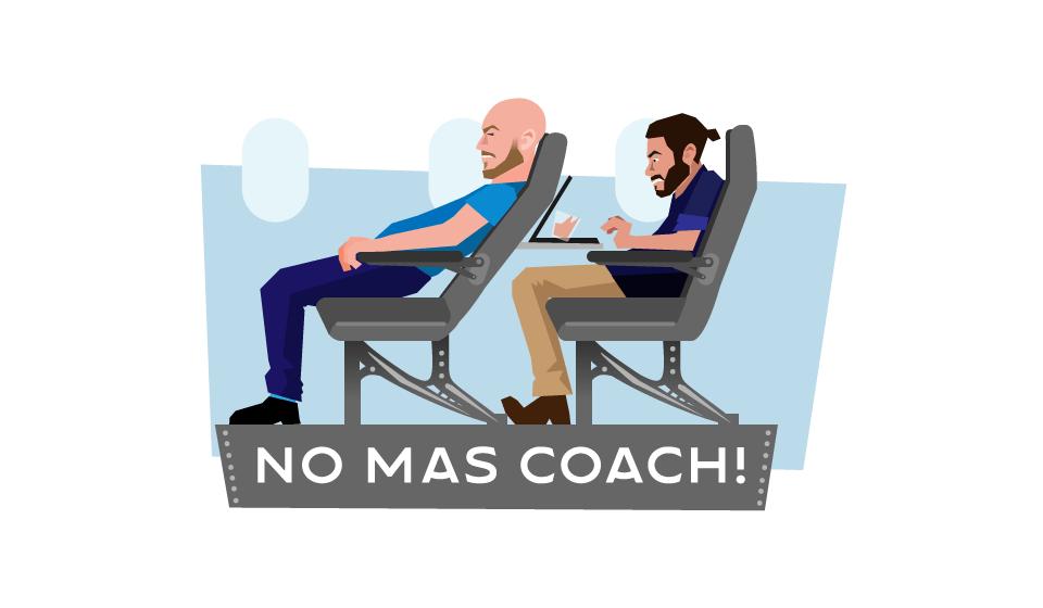 No Mas Coach!