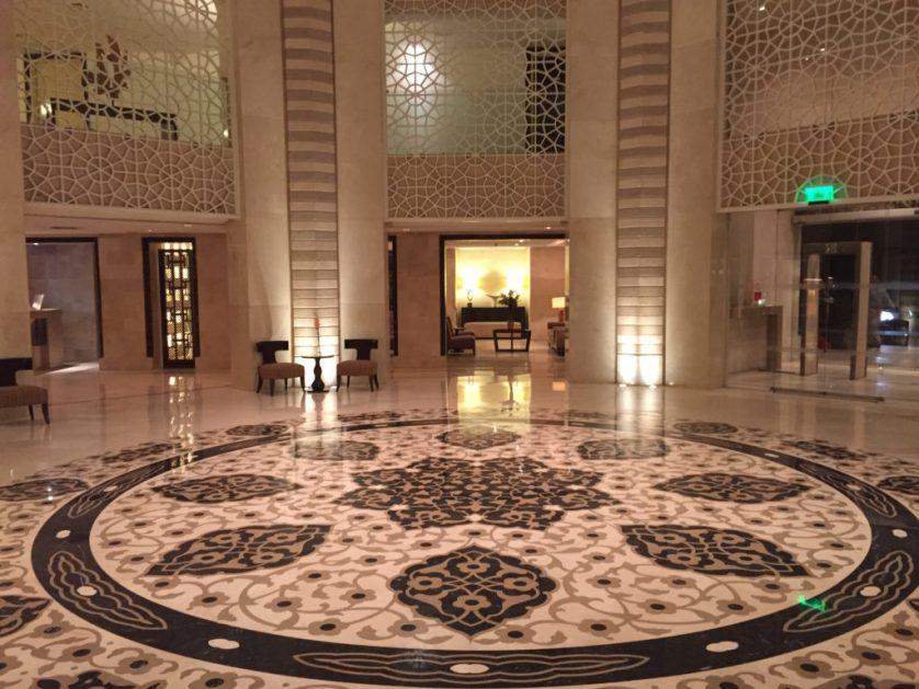 Hilton Luxor Lobby