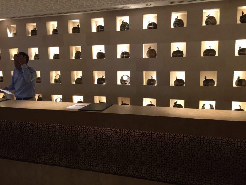 Hilton Luxor Checkin
