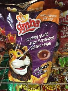 Monkey Gland Chips