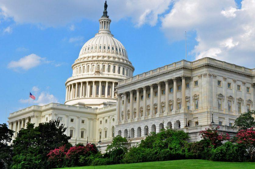 US Capitol Building, via Archive Flickr page