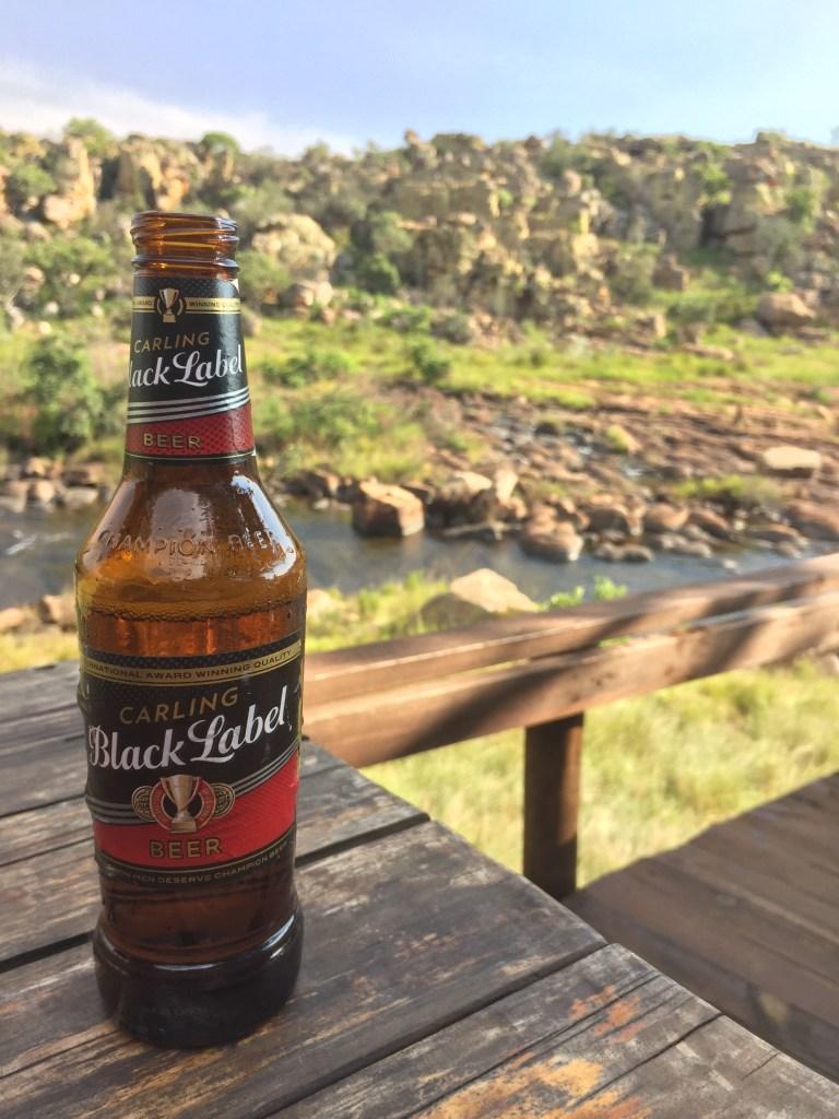 Cold Beer, Riverside