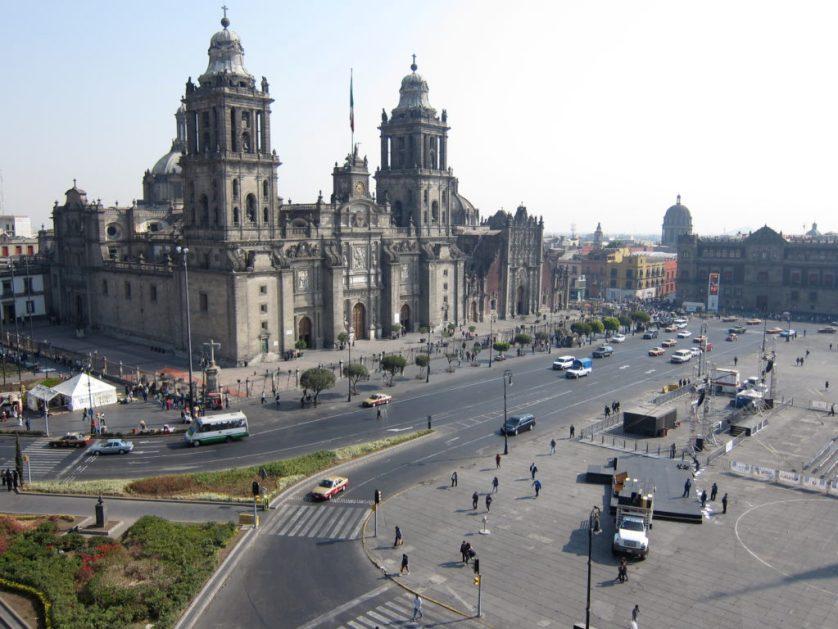 Mexico City from Wikipedia