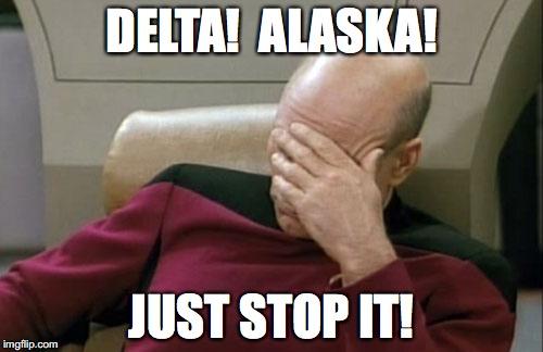 Delta Alaska Seattle