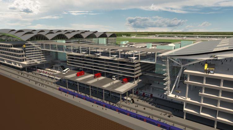 Heathrow Expanded Area