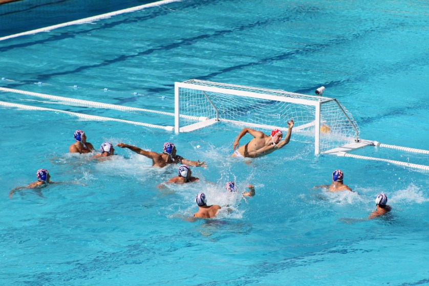Do they yell GOOOOOOOL in Water Polo too?