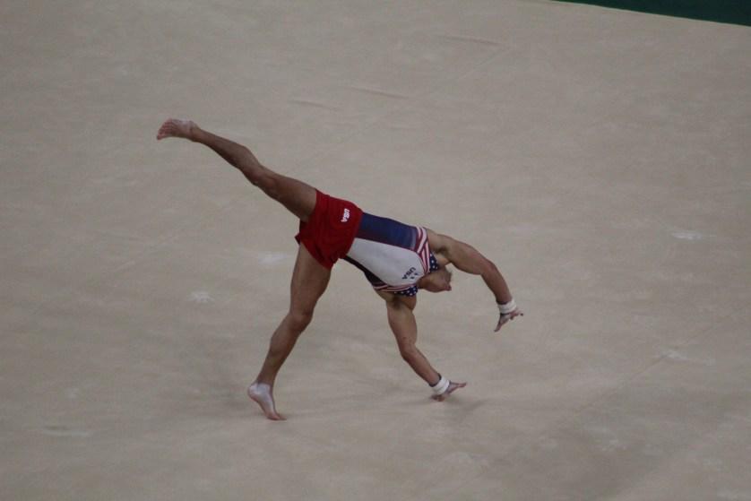 US Floor Exercises
