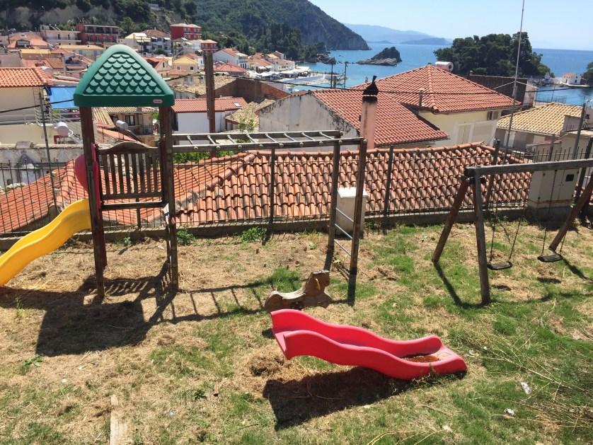 The playground to nowhere