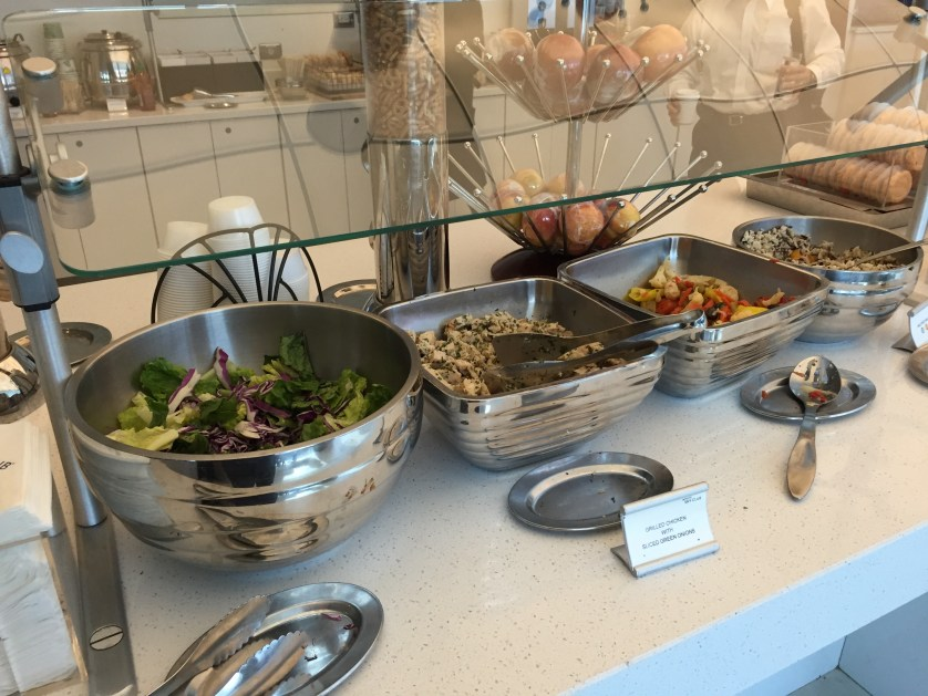 More Lunch offerings