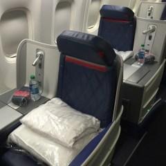 First Class Thanksgiving Sale on Delta Airlines