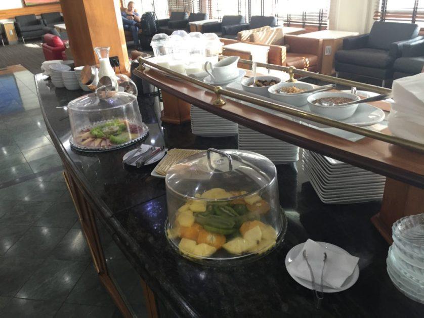 Santiago Food Spread